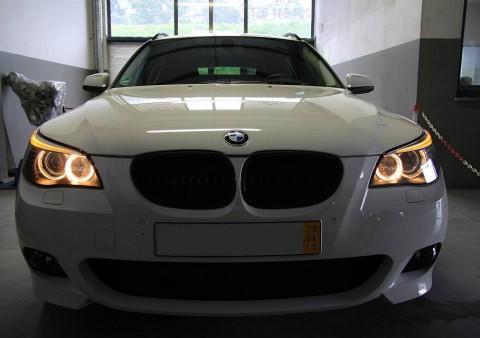 BMW E61 520d 163cv ( 2010 )