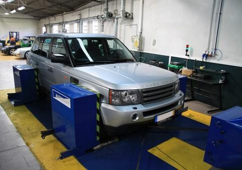 Land Rover Range Rover Sport 2.7HSE 190cv