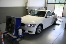 BMW E92 320d 177cv