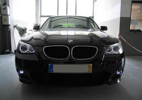BMW E60 535d 272cv