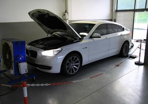 BMW F07 535d GT 3.0d 300cv