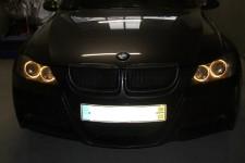 BMW E91 320d 163cv