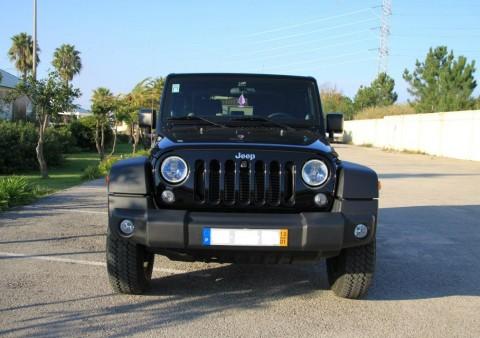 Jeep Wrangler 2.8CRD 200cv