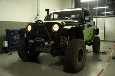 Jeep Wrangler – 2.8CRD