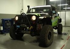 Jeep Wrangler - 2.8CRD
