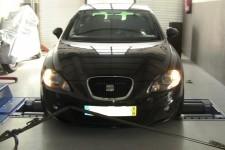 Seat Leon II 1.6TDI 105cv